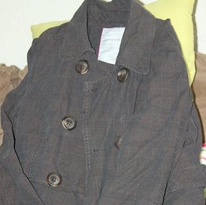Women's aeropostle pea coat size small